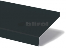 [Parapety AL 1,0 mm, Antracit RAL 7016]
