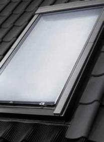 Velux Markízy, diaľkové ovládanie na solárny pohon MSL