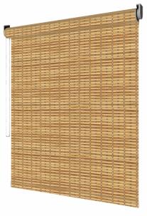 Bambusové rolety, retiazkové