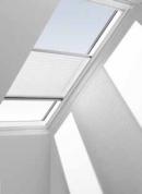 Plisované rolety pre strešné okná