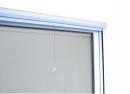 Rolovacie siete pre strešné okná