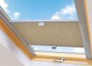 Plissé rolety pre strešné okná